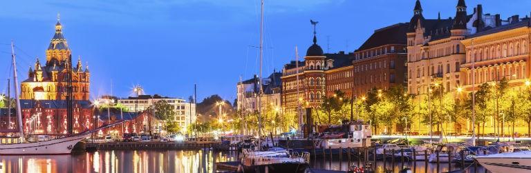 Billiga paketresor till Helsingfors