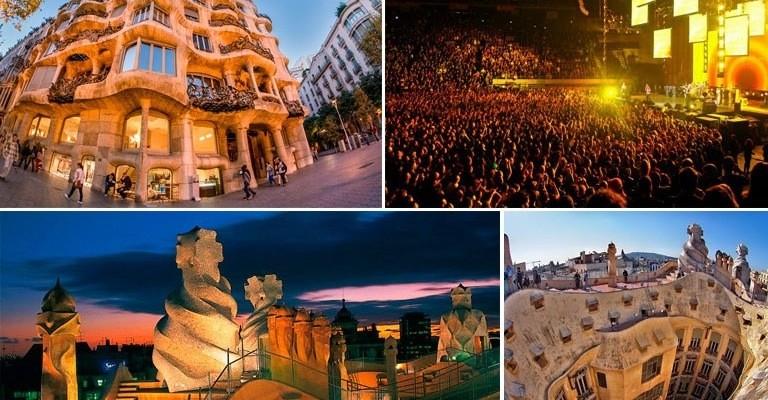 Gode hoteller i Barcelona