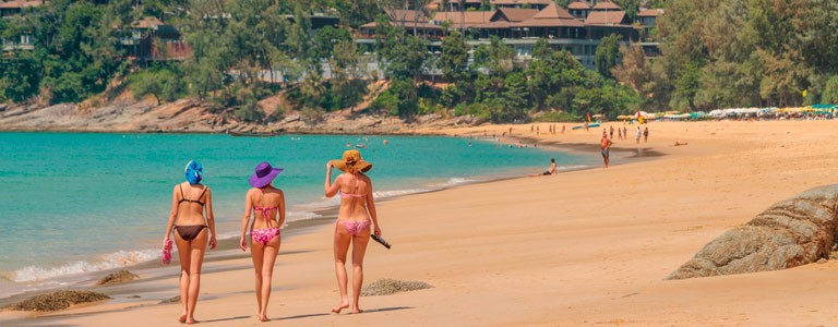 Patong Beach Reseguide