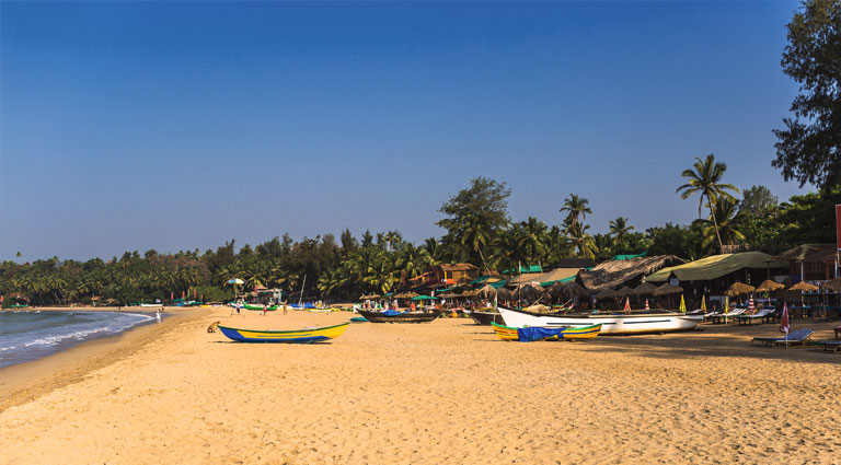 Patnem_beach_Goa