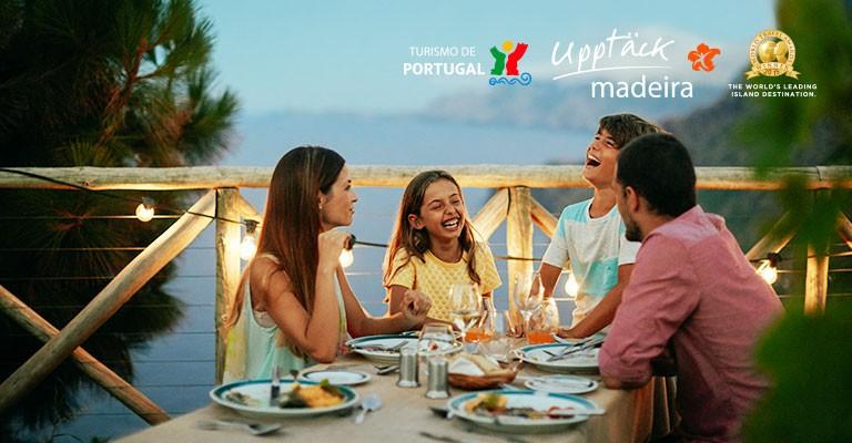 Upptäck Madeira
