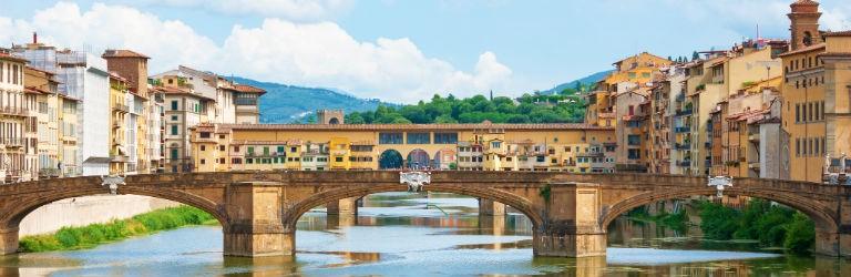 Billiga paketresor till Florens