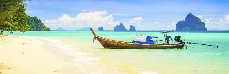 De bedste tilbud på rejser til Phuket fra Danmark