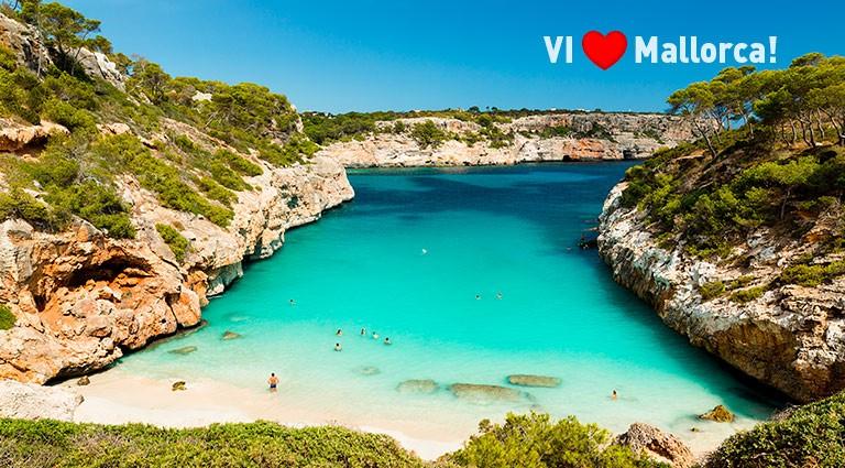 Billigste reiser til Mallorca i sommerferien