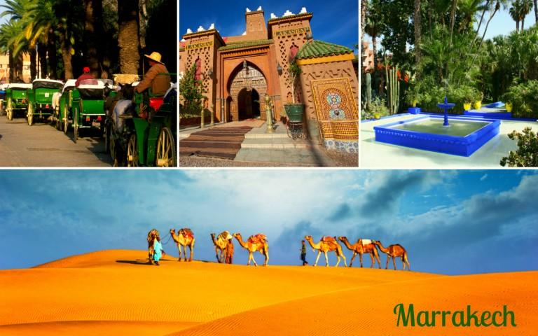 Marokko- MARRAKECH