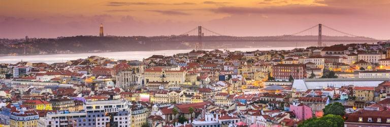 Billiga paketresor till Lissabon