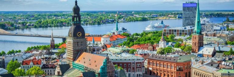 Billiga paketresor till Riga