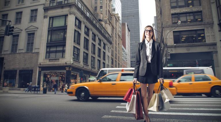 Her finner du beste shoppingmuligheter i New York