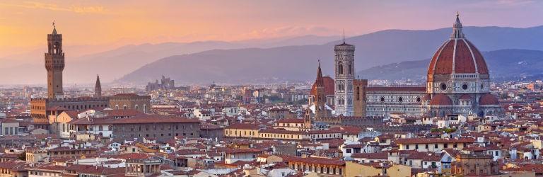 Billigaste resorna till Toscana från hela Sverige