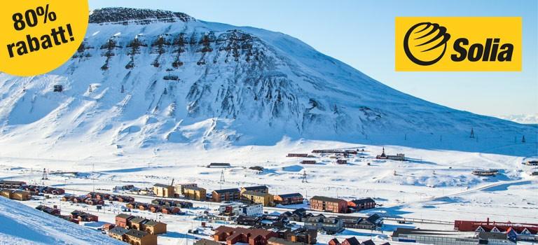 Opplev Svalbard på den aller beste tiden av året!