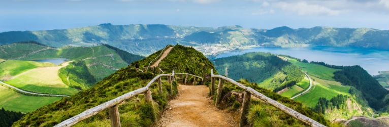 De bedste tilbud på rejser til Azorerne fra Danmark