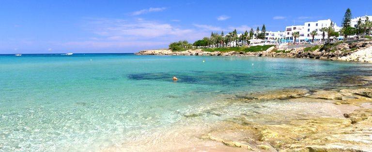 Rejser til Cypern med fly og hotel billig pakkerejse