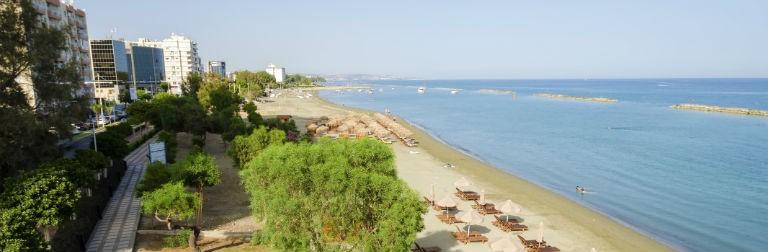 Billigaste resorna till Limassol, Cypern från hela Sverige