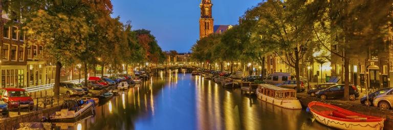 Billiga paketresor till Amsterdam