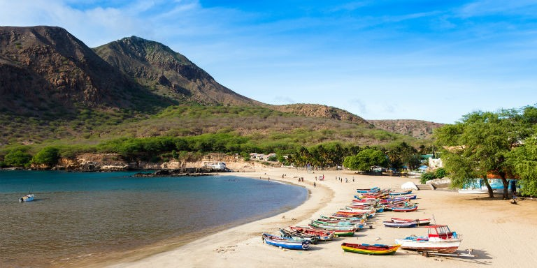 Res med Solfaktor till Kap Verde