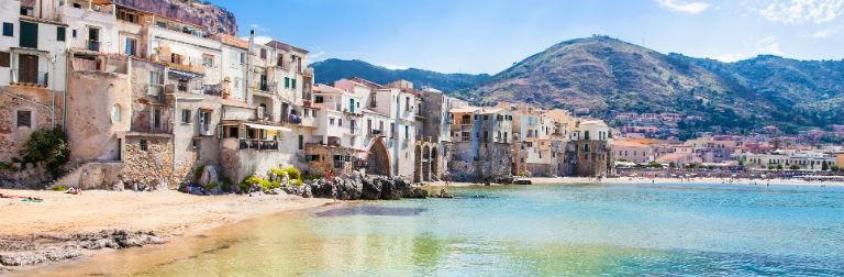 Billigaste resorna till Sicilien från hela Sverige