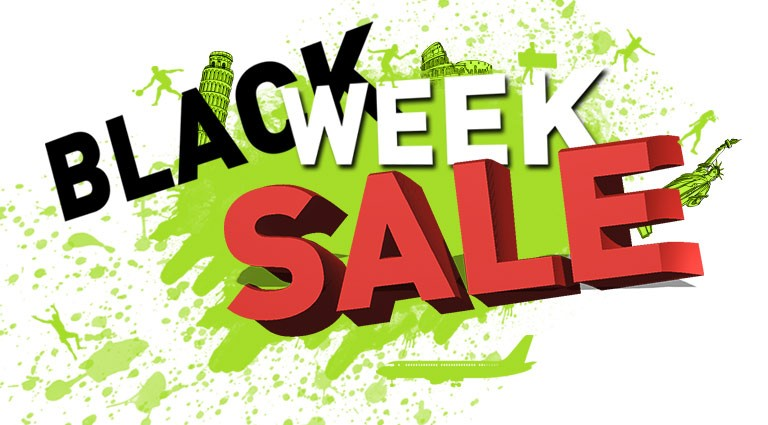 Black week sale - Sistaminuten