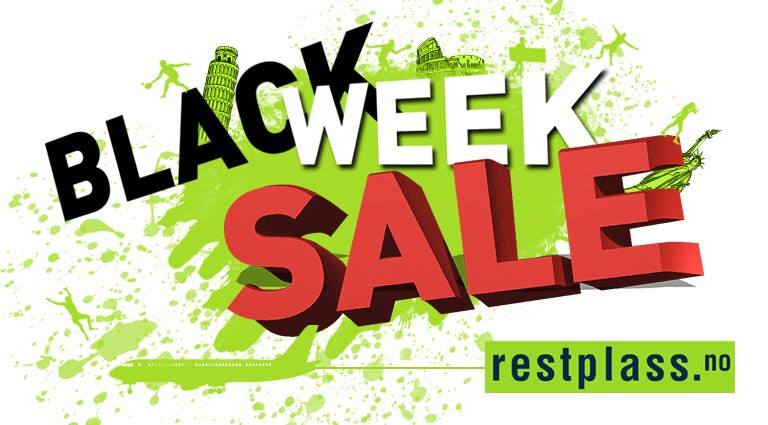 Black week sale - TUI Danmark
