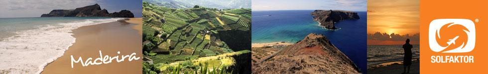Tilbud til den grønne ø Madeira