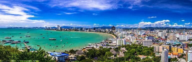 De bedste tilbud på rejser til Pattaya fra Danmark