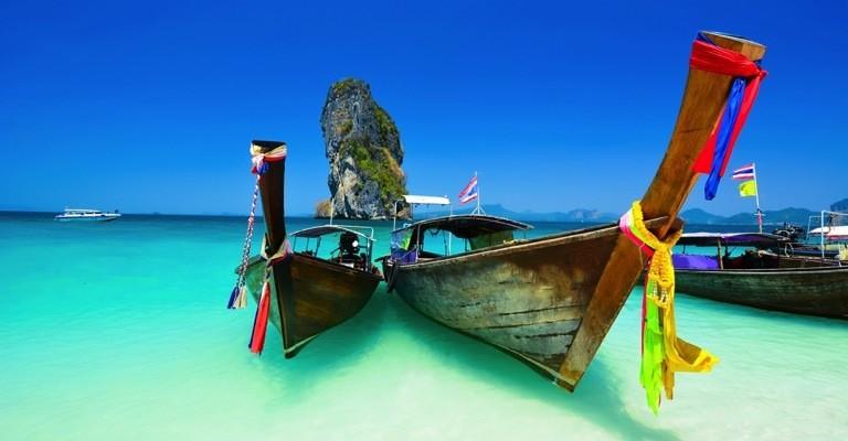 rejser til thailand i maj