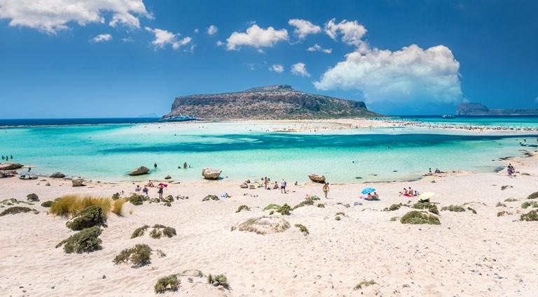 Kreta – hitta din badort