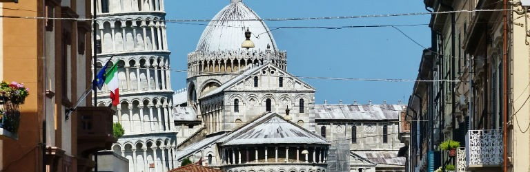 Billiga paketresor till Pisa