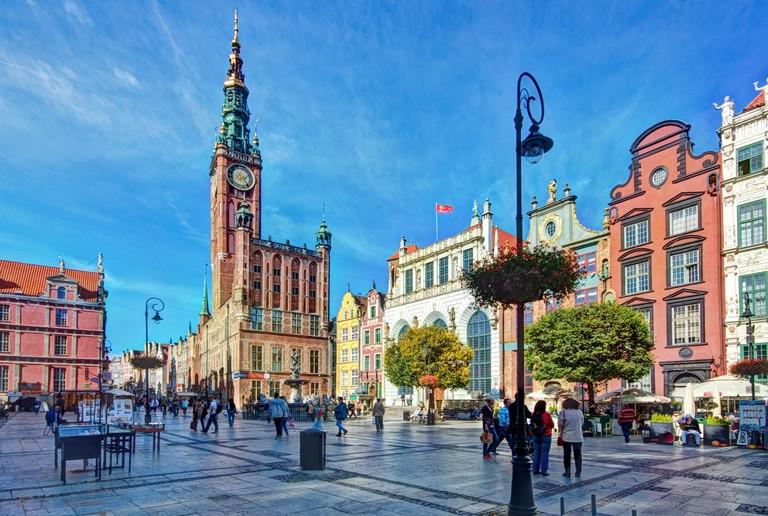 Reis med Solfaktor til Gdansk og Sopot fra 10 flyplasser i norge