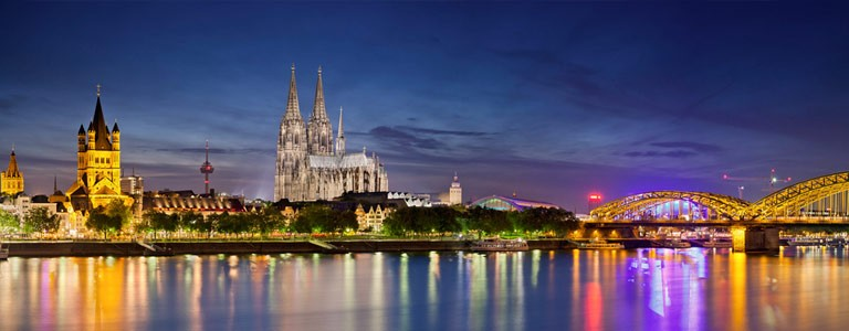 Köln Rejseguide