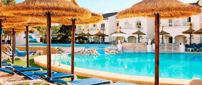 Alcudia - gode tilbud på 4-stjerners seaclub resort