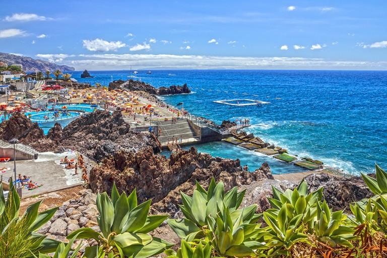 Oppdag Madeira