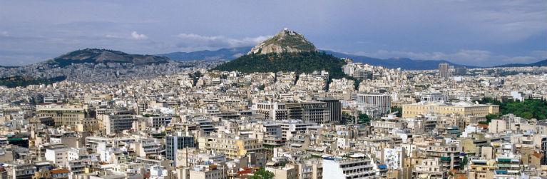 Billiga paketresor till Aten