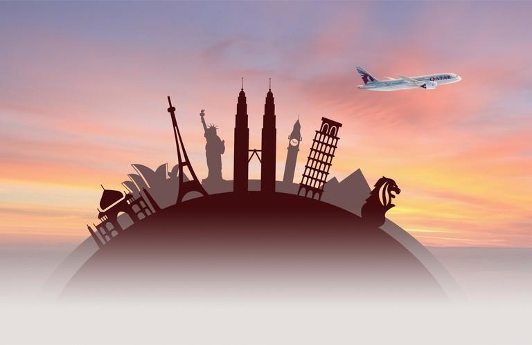 Flyv i luksus med Qatar Airways med SOLFAKTOR