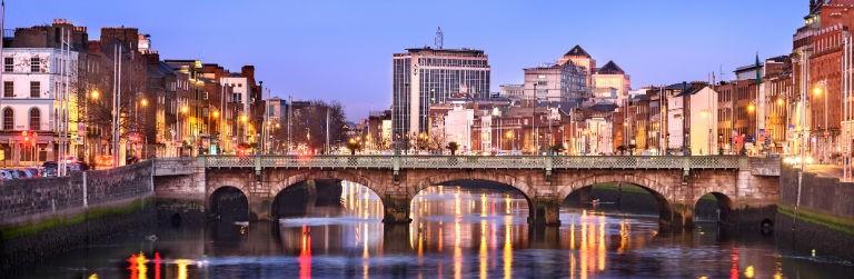 Billiga paketresor till Dublin