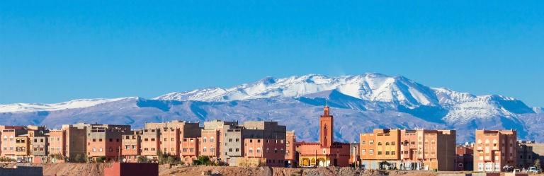 Billiga paketresor till Marrakech