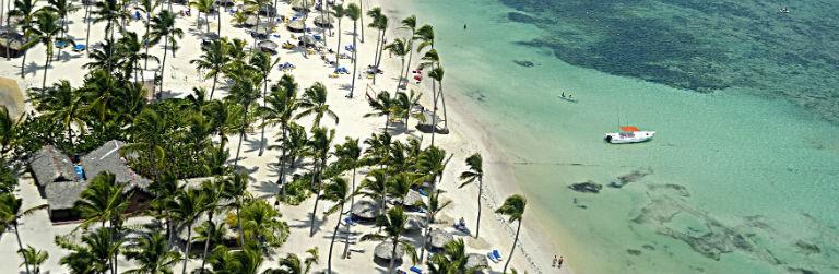 Billigaste resorna till Dominikanska republiken från hela Sverige