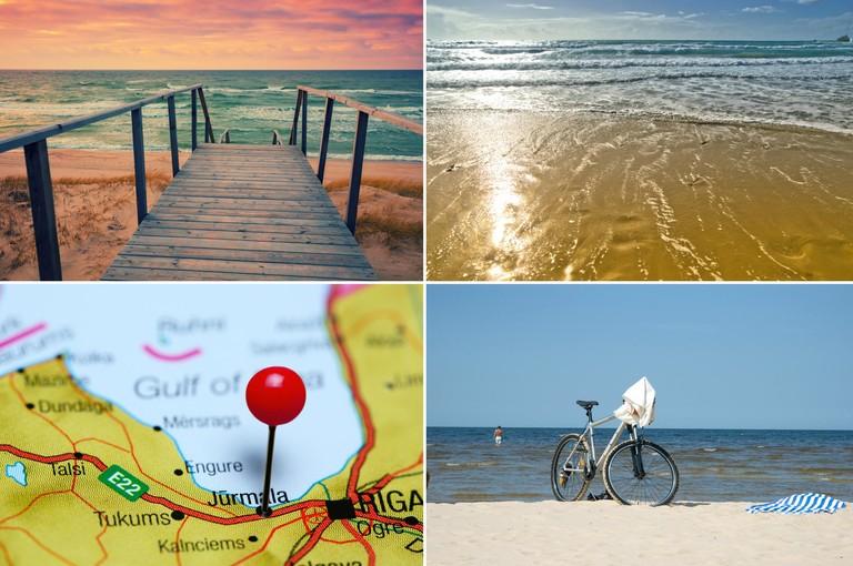 Reis til Jurmala -  Latvias beste strand