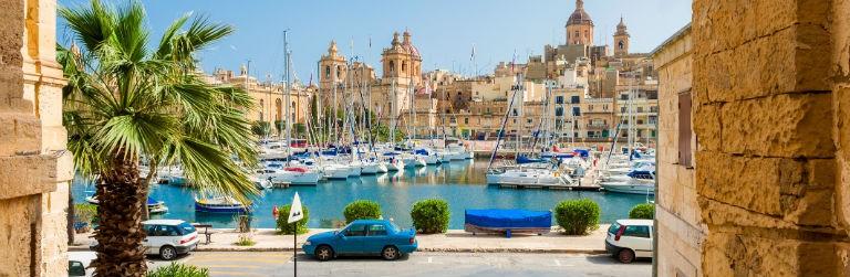 Billiga paketresor till Malta