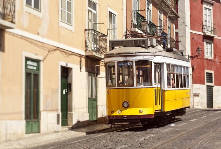 Gode hoteller i Lissabon