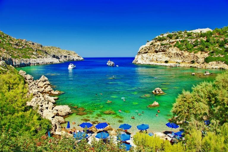 Guide til Rhodos - find dit ferieparadis på denne skønne ø