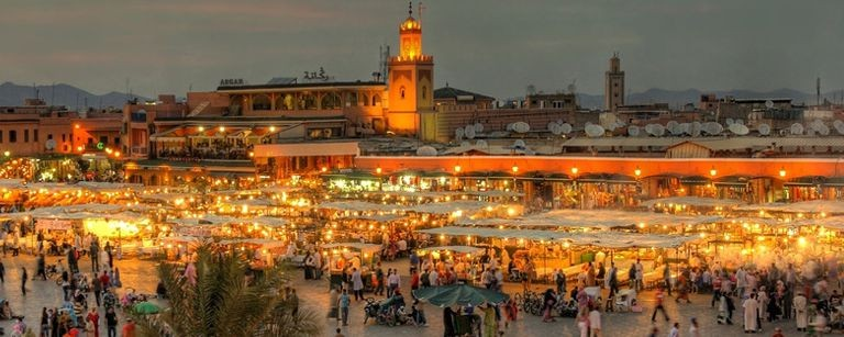 Marrakech Reseguide
