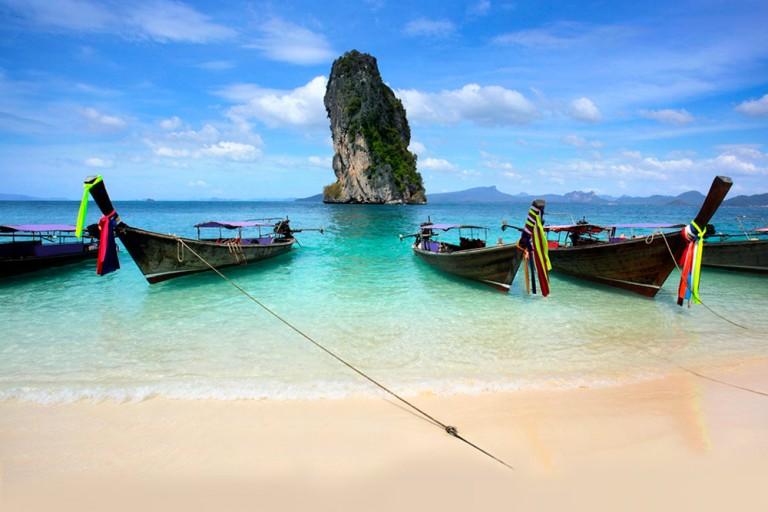 Krabi - porten til Thailands smukkeste øer