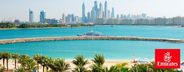 De forente arabiske emirater og Dubai