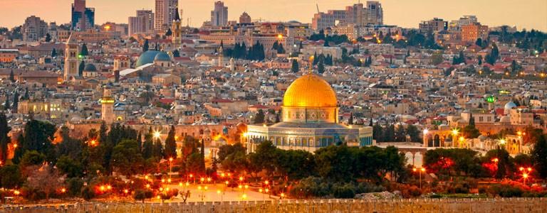 Jerusalem Reseguide