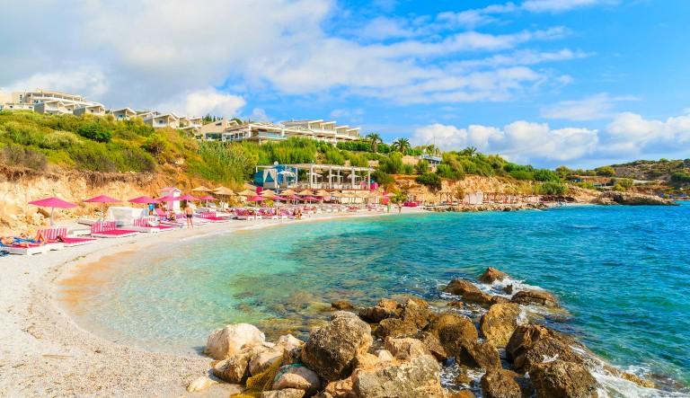 De billigste reisene til Samos i sommer