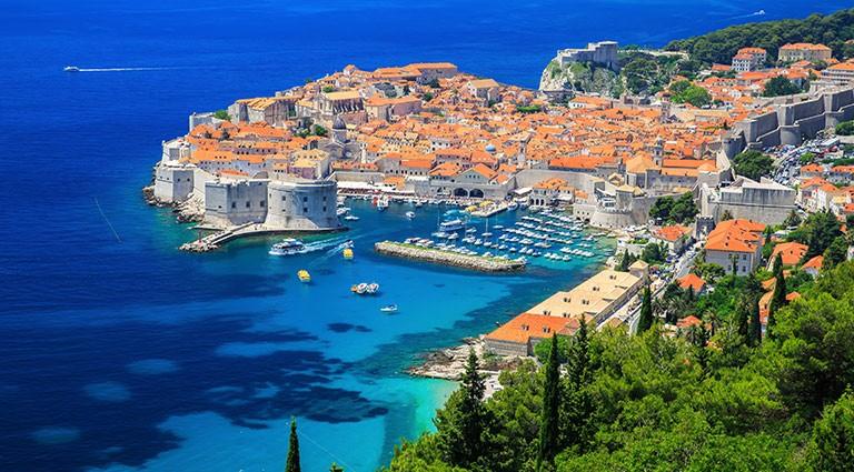 De bedste tilbud til 8 feriesteder i Kroatien - Sommeren 2018