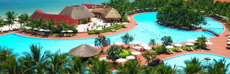 De billigste reisene til hoteller med vannpark