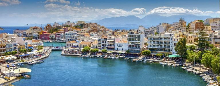 Sol och sommar på härliga Kreta