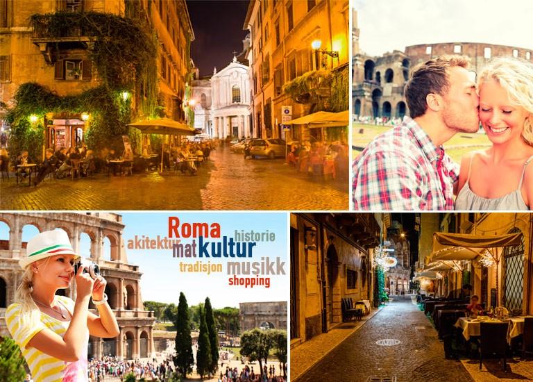 Roma by og kultur