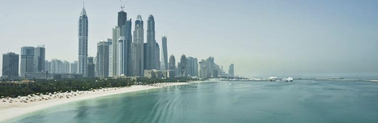 Billiga paketresor till Dubai